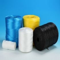 Twine and sewing threads